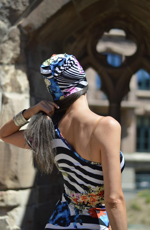 Summer beanie hat
