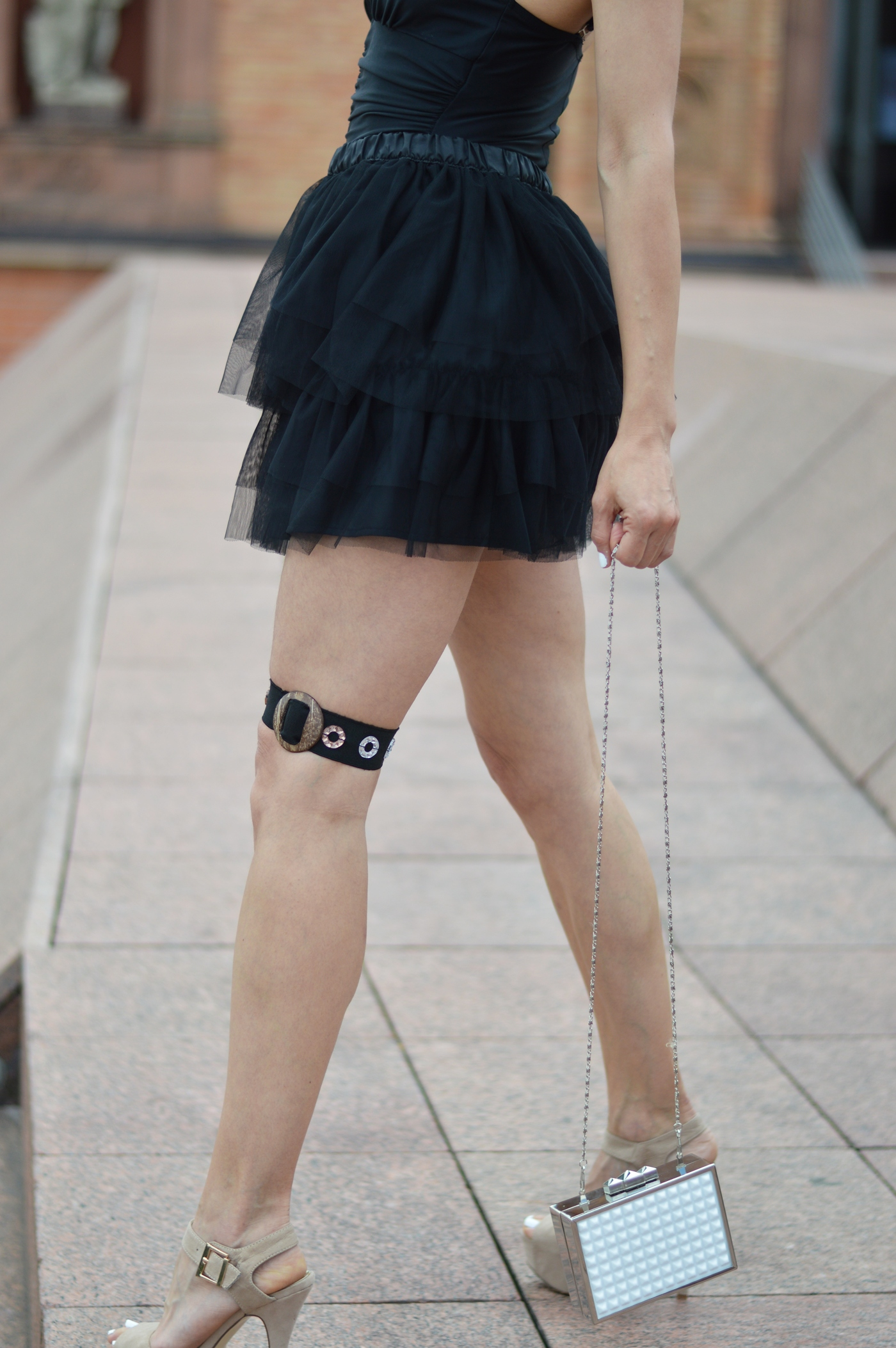 Leg Harness