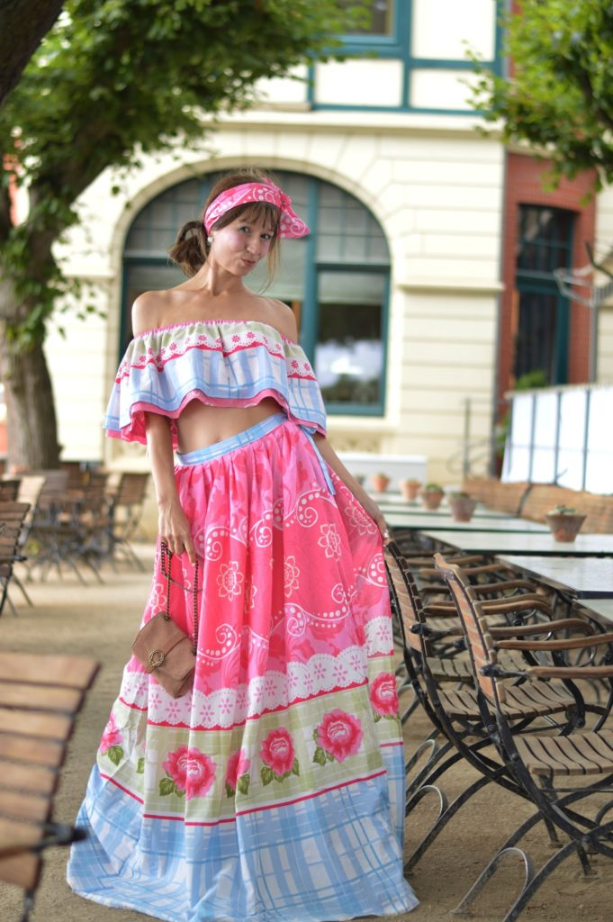 Country Style Dress