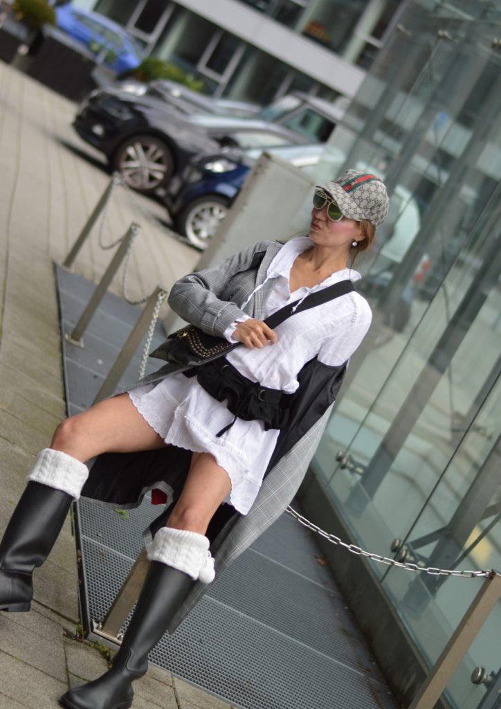Rain Boots Equestrian